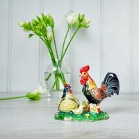 Chicken Family Trinket Box