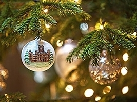 Christmas Evening Reception: Wed 4th December 2019. SOLD OUT.