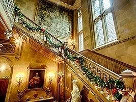 Christmas Tours & Afternoon Tea. 28/30 Nov. 1/12 December
