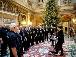 Christmas Tours & Carols, Sunday 8th December. SOLD OUT.