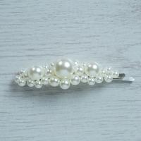 Chunky Pearl Hair Slide