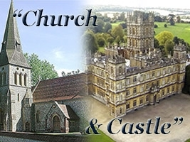 Church, Castle and Gardens