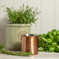 Copper Measuring Jug