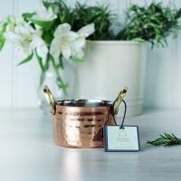 Copper Mini Serving Pot