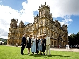 September: Costumes, Cocktails and Castle Tours. Sat 7th & Sun 8th