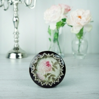 Decorative Frame - small brown