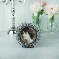 Decorative Frame - small round