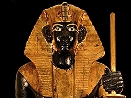 Egypt at Highclere. 24th November 2018