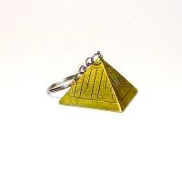 Pyramid keyring