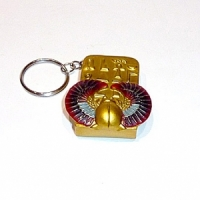Egyptian Keyrings