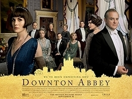 Exclusive Charity Screening of Downton Abbey. Tue 10th December 2019. SOLD OUT.