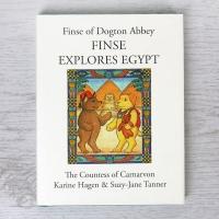Finse Explores Egypt