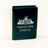 Green Hardback Notepad