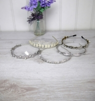 Hairbands, Tiaras and Hair Accessories