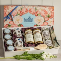 Afternoon Tea Hamper Box