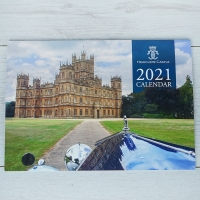 Highclere Castle Calendar 2021