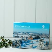 Highclere Castle Calendar 2020