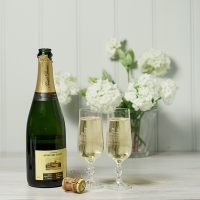 Highclere Castle Champagne