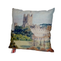 Highclere Castle Cushion