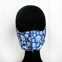 Highclere Castle Face Mask - L