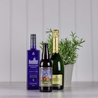 Highclere Castle Gin, Champagne and Beer