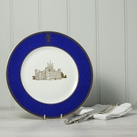 Highclere Castle Plate