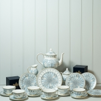 Highclere Castle Tea Set