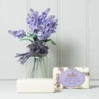Highclere Castle Vintage Style Soap - Lavender
