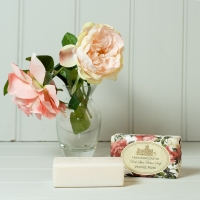 Highclere Castle Vintage Style Soap - Vintage Rose