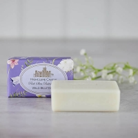 Highclere Castle Vintage Style Soap - Wild Bluebell