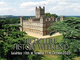 History at Highclere. SOLD OUT