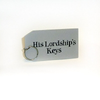 Lordship/LadyShip Keyrings