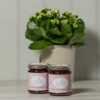 Rhubarb & Raspberry Jam