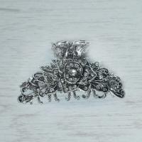 Large Crystal Claw hair Clip