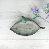 Leaf Bird Bath