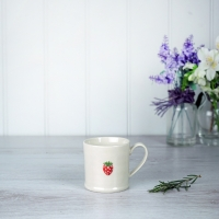 Mini Mug - Strawberry