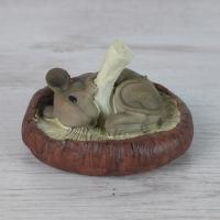 Mouse on a Mushroom