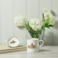 Castle Outline Mug