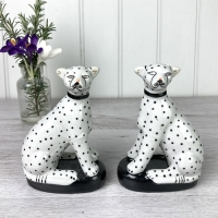 Pair of China Leopards