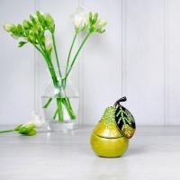 Pear Trinket Box