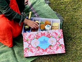 Picnic Afternoon Tea for Two