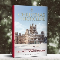 Christmas at Highclere: Recipes and Traditions from the Real Downton Abbey - signed copy