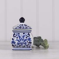 Small Bobble Top Ceramic Ginger Jar