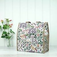 Tapestry Bag - Garden Cream