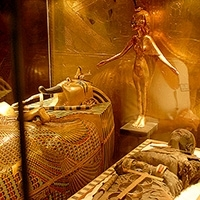 Tutankhamun at Highclere