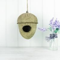 Woven Birdhouse